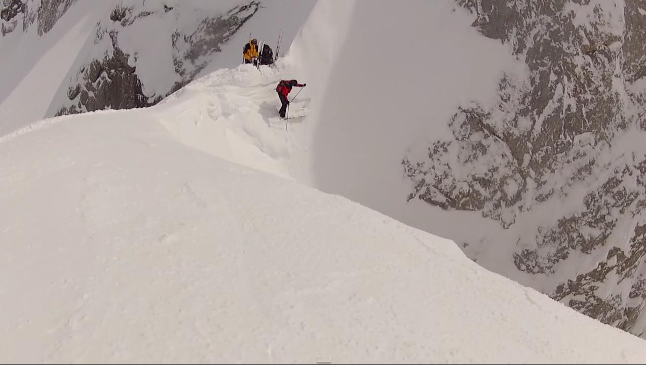 Forcella Marmoleda Dolomiti